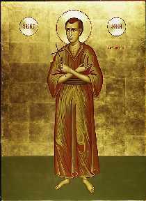 Pomenirea Sf Mucenic Ioan Rusul